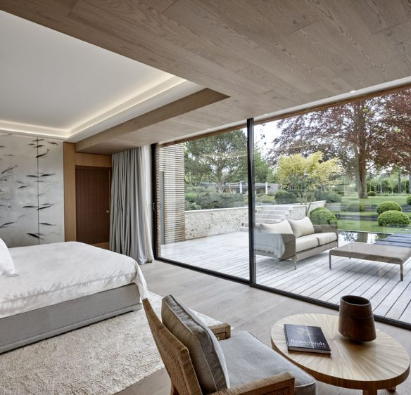 Maison fontainebleau christophe tollemer architecte d for Architecte fontainebleau