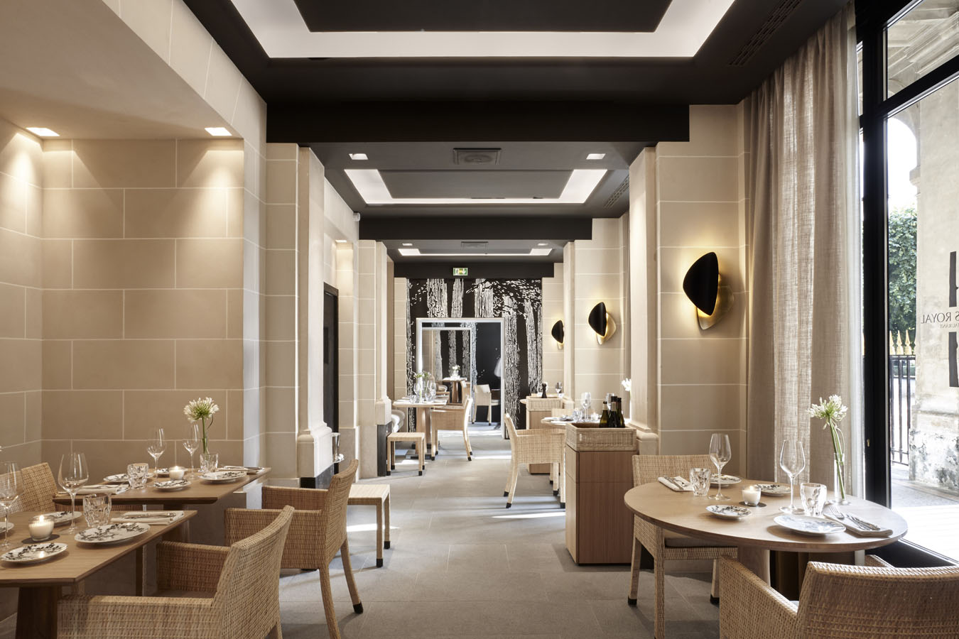 restaurant du palais royal christophe tollemer architecte d 39 int rieur. Black Bedroom Furniture Sets. Home Design Ideas